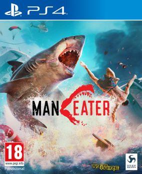 Immagine della copertina del gioco Maneater per PlayStation 4