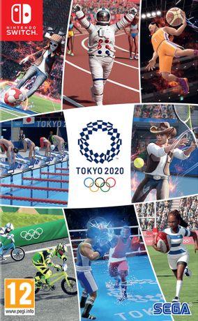 Immagine della copertina del gioco Giochi Olimpici Tokyo 2020 - Il videogioco ufficiale per Nintendo Switch