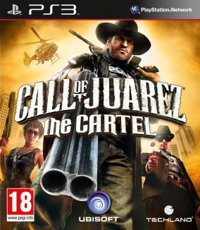 Copertina del gioco Call of Juarez: The Cartel per PlayStation 3