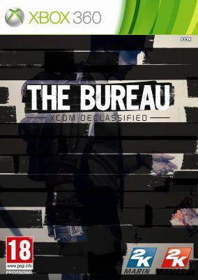 Copertina del gioco The Bureau: XCOM Declassified per Xbox 360