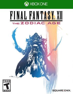 Copertina del gioco Final Fantasy XII: The Zodiac Age per Xbox One