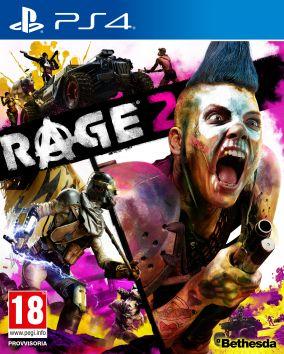 Copertina del gioco Rage 2 per PlayStation 4