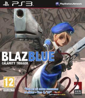 Immagine della copertina del gioco BlazBlue: Calamity Trigger per PlayStation 3