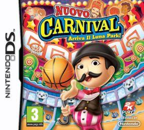 Immagine della copertina del gioco Nuovo Carnival: Arriva il Luna Park! per Nintendo DS