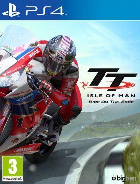 Copertina del gioco TT Isle of Man per Playstation 4