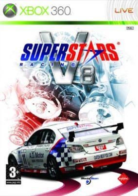Copertina del gioco Superstars V8 Racing per Xbox 360