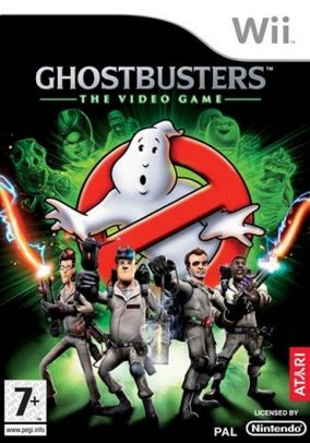 Immagine della copertina del gioco Ghostbusters: The Video Game per Nintendo Wii