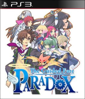 Immagine della copertina del gioco The Guided Fate Paradox per PlayStation 3