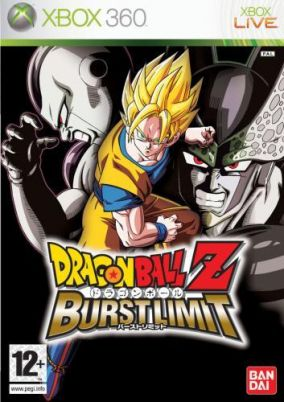 Copertina del gioco Dragon Ball Z : Burst Limit per Xbox 360