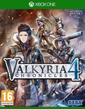 Immagine della copertina del gioco Valkyria Chronicles 4 per Xbox One