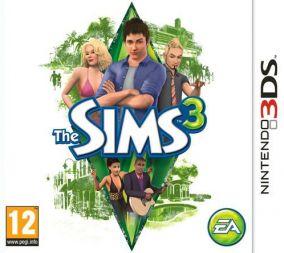 Immagine della copertina del gioco The Sims 3 per Nintendo 3DS