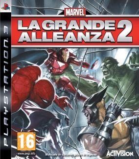 Copertina del gioco Marvel: La Grande Alleanza 2 per PlayStation 3