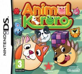Immagine della copertina del gioco Animal Kororo per Nintendo DS