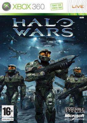 Immagine della copertina del gioco Halo Wars per Xbox 360