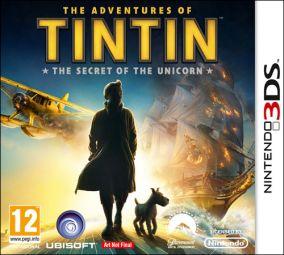 Immagine della copertina del gioco Le avventure di Tin Tin: il videogioco per Nintendo 3DS