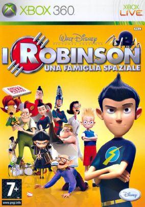 Copertina del gioco I Robinson: Una Famiglia Spaziale per Xbox 360