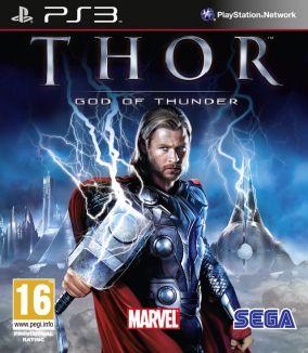 Copertina del gioco Thor: God of Thunder per PlayStation 3