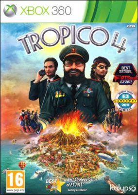 Copertina del gioco Tropico 4 per Xbox 360