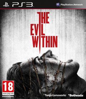 Copertina del gioco The Evil Within per PlayStation 3