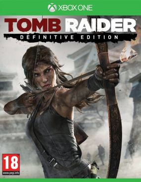 Copertina del gioco Tomb Raider: Definitive Edition per Xbox One