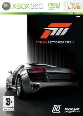 Copertina del gioco Forza Motorsport 3 per Xbox 360