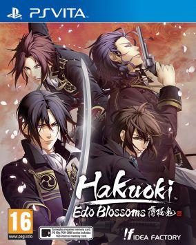 Immagine della copertina del gioco Hakuoki: Edo Blossoms per PSVITA