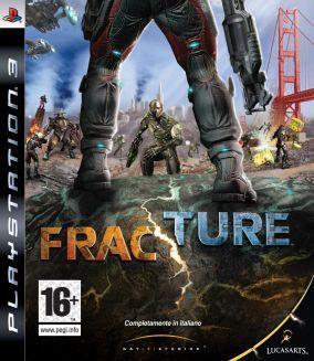 Copertina del gioco Fracture per PlayStation 3