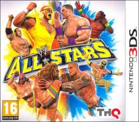 Immagine della copertina del gioco WWE All Stars per Nintendo 3DS