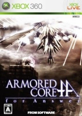 Copertina del gioco Armored Core For Answer per Xbox 360