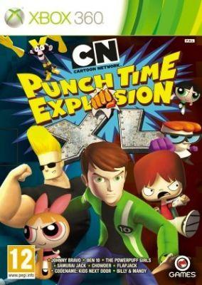 Copertina del gioco Cartoon Network: Punch Time Explosion XL per Xbox 360