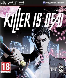 Copertina del gioco Killer is Dead per PlayStation 3