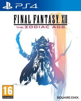 Immagine della copertina del gioco Final Fantasy XII: The Zodiac Age per PlayStation 4