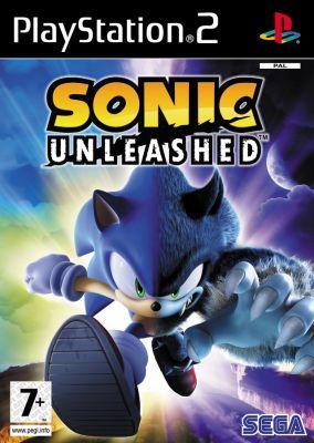 Immagine della copertina del gioco Sonic Unleashed per PlayStation 2