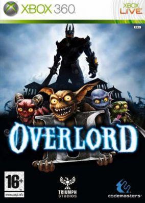 Copertina del gioco Overlord II per Xbox 360