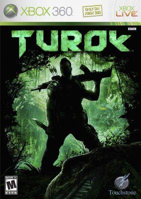 Copertina del gioco Turok per Xbox 360