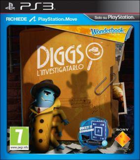 Copertina del gioco Wonderbook: Diggs L'Investigatarlo per PlayStation 3