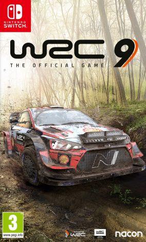 Copertina del gioco WRC 9 per Nintendo Switch