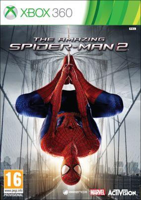 Immagine della copertina del gioco The Amazing Spider-Man 2 per Xbox 360