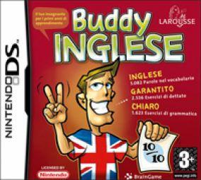 Immagine della copertina del gioco Buddy Inglese per Nintendo DS