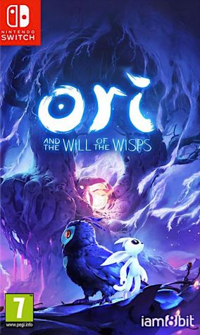 Copertina del gioco Ori and the Will of the Wisp per Nintendo Switch