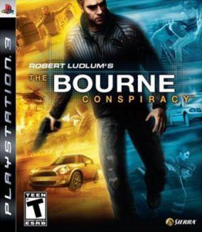 Copertina del gioco The Bourne Conspiracy per PlayStation 3