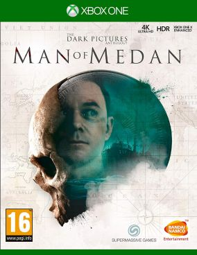 Copertina del gioco The Dark Pictures Anthology - Man of Medan per Xbox One