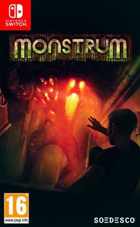 Copertina del gioco Monstrum per Nintendo Switch