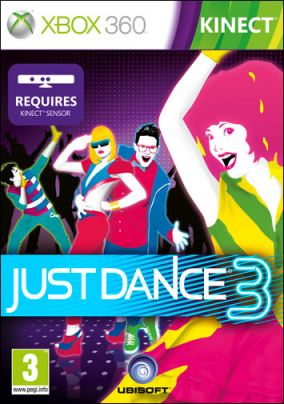 Immagine della copertina del gioco Just Dance 3 per Xbox 360
