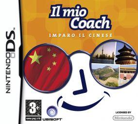 Immagine della copertina del gioco Il Mio Coach: Imparo il Cinese per Nintendo DS