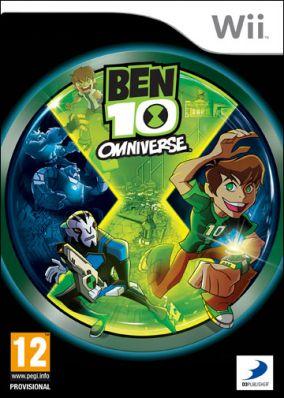Copertina del gioco Ben 10: Omniverse per Nintendo Wii
