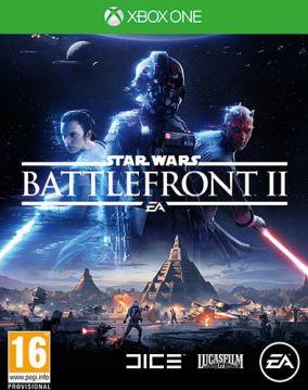 Immagine della copertina del gioco Star Wars: Battlefront II per Xbox One