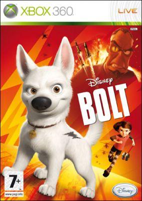 Copertina del gioco Bolt per Xbox 360