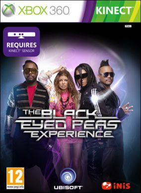 Copertina del gioco The Black Eyed Peas Experience per Xbox 360