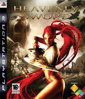Copertina del gioco Heavenly Sword per PlayStation 3